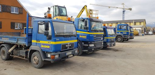 Camions MADER